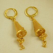 Indian Traditional Goldplated Earrings Bollywood Partly Women Fashion Jewelry