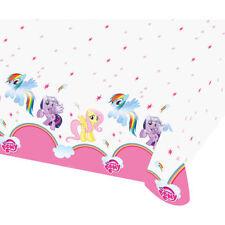 Tischdecke My Little Pony, 120x180 cm Tischtuch Party Dekoration
