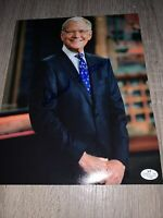 David Letterman Hand Signed Autographed 8x10 Photo  W/COA Late Show
