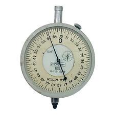 Fowler 52 520 200 001 Grad Agd Dial Indicator