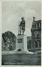 PICTOU NS – Hector Monument