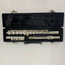 Gemeinhardt 22SP Silver Plated Flute with Case