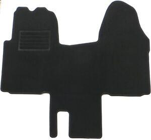 passend für Renault Trafic 2 Autofußmatten Fußmatten Einzelsitze 2001-2014