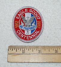 1912-2012 BSA Eagle Scout Centennial Rank Badge Unused Boy Scout of America