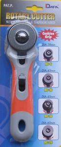 DAFA Rotary Cutter with Soft Grip Handle: 45mm