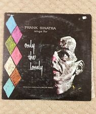 Frank Sinatra - Only the Lonely LP 33 RPM Used (C6/S1)