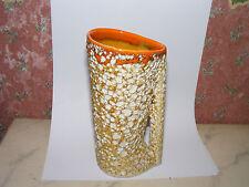 Alte Keramik-Vase-VALLAURIS-70er Jahre-Design-Frankreich