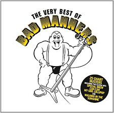 BAD MANNERS - THE VERY BEST OF: CD ALBUM (July 17th, 2015)
