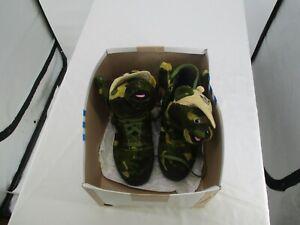 Jeremy Scott Camo Bear adidas designer Shoes Q20917 * NEW IN BOX * Size 8