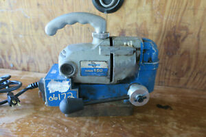 Hougen Low Profile Mag Drill Magnetic Drillpress HMD 150 Used Good Free Shipping