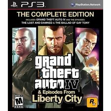 Grand Theft Auto IV Complete Edition Greatest Hits PlayStation 3 PS3