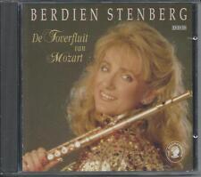 BERDIEN STENBERG - de toverfluit van Mozart CD Album 9TR (DINO) 1990 HOLLAND