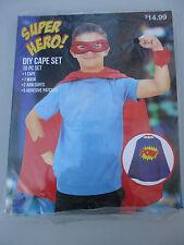 Super Hero DIY Cape Set