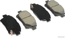 Fits Toyota IQ 1.0 1.3 Petrol 09-15 Set of Front Brake Pads