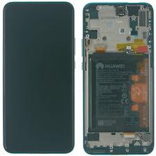 Huawei P Smart Z Display modul LCD Glas Touch screen Scheibe Rahmen grün