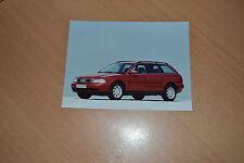 PHOTO DE PRESSE ( PRESS PHOTO ) Audi A4 Avant 2.8 de 1996 AU334