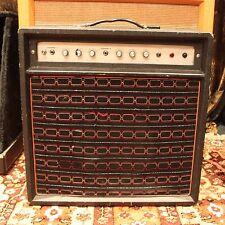 "Vintage 1970s WEM (Watkins) Dominator MKIII MK3 12"" Valve Amplifier SERVICED"