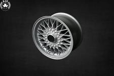 Leichtmetallfelge X Spoke Style 7x15 ET 24  für BMW 3 E21, E30   NEU  TÜV