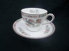 Wedgwood KUTANI CRANE. Tea Cup and Saucer