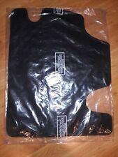 Set OEM 17-20 Chrysler Pacifica Floor Mat Kit Front Rear Factory Black
