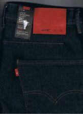 Levi's Engineered Jeans Premium 502 Regular Taper Hose Chino blau 727750000