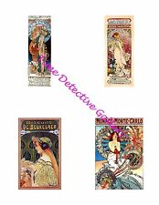 Art Deco #6 - Photo Collage for Scrapbooking / Crafts / ATCs / ACEOs