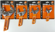 SNELL Stubby Adjustable Wide Jaw Shifting Spanners