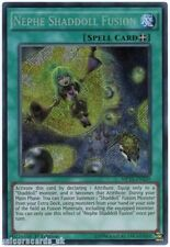 MP15-EN230 Nephe Shaddoll Fusion Secret Rare 1st edition Mint YuGiOh Card