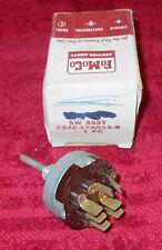 1962 Ford Galaxie 500 XL Mercury Monterey S55 NOS 2SPEED WINDSHIELD WIPER SWITCH