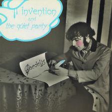 Daedelus - Invention & The Quiet Party [New Vinyl LP] Blue, Ltd Ed