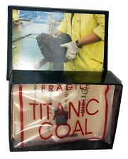 TITANIC COAL PRESENTATION BOX W/ COA (LIMITED QUANTITY)