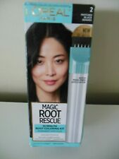 L'OREAL Magic Root Rescue #2 Matches Black Shades NEW in Box