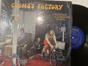 Creedence Clearwater Revival - Cosmos Factory LP 1970 Fantasy 8402 EX/EX Shrink