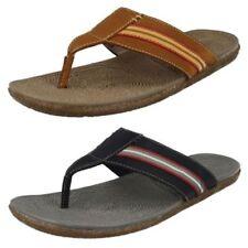 Hush Puppies Mens Summer Sandals - Frame Toe Post