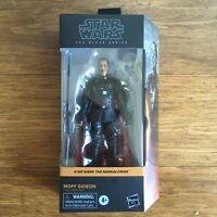 Star Wars: The Black Series - Moff Gideon - The Mandalorian