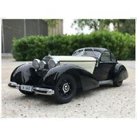1:18 KK Mercedes Benz 540K Type W24 1938 Diecast Car Model Toys For Boys&Girls