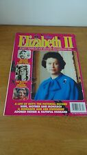QUEEN ELIZABETH FORTY YEARS OF THE SECOND ELIZABTHAN ERA 1992 COLLECTORS EDITION