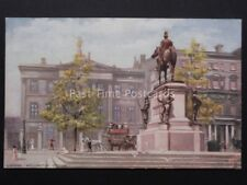 London: Wellington Statue by Raphael Tuck & Sons No.6195 - Old Postcard