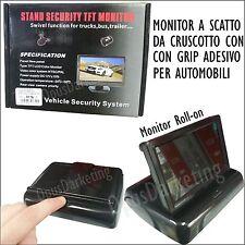 """MONITOR LCD 4.3"""" RETROVISORE PARCHEGGIO RETROMARCIA PER HYUNDAI i10 i20"""
