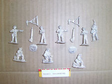 25mm Battle Honors  Vietnam War NVA Mortars