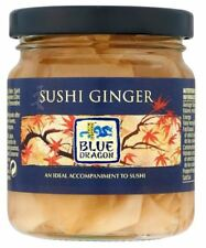 Blue Dragon Sushi Ginger 145g (Pack of 6)