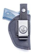 Colt Mustang Pocketlite   Nylon IWB Inside & OWB Belt Combo Holster. MADE IN USA