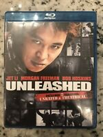 Unleashed (Blu-ray Disc, 2010, Rated/Unrated)