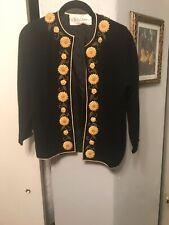 Vintage Fine Women Knitwear Sweater By Betty Clemo Ltd