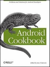 Android Cookbook by Darwin, Ian F.