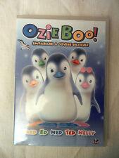 OZIE BOO! Imparare A Vivere Insieme Film DVD Cartoni Animati