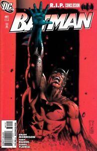 BATMAN (1940) #681 - Second Printing - Back Issue