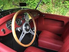 MGA 1500 1600 & Twin Cam Roadsters Leather interior kits Made to Order