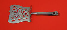 Eternally Yours by 1847 Rogers Plate Silverplate Asparagus Server HHWS Custom