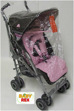 NEW RAIN COVER FIT MACLAREN TECHNO XT STROLLER , PUSHCHAIR RAINCOVER